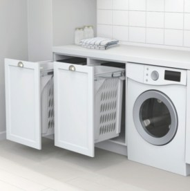 Efficient Small Laundry Room Design Ideas 11