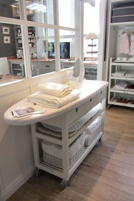 Efficient Small Laundry Room Design Ideas 26