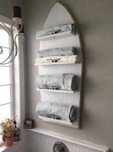 Fabulous Coastal Decor Ideas For Bathroom 22