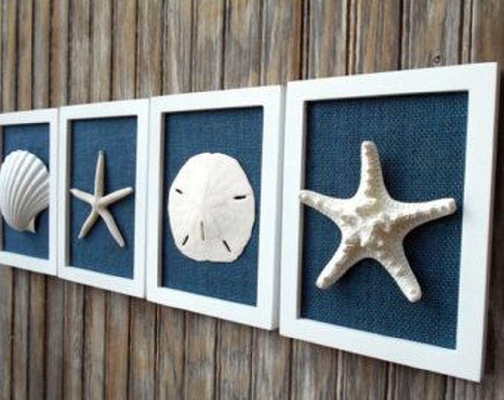 Fabulous Coastal Decor Ideas For Bathroom 26