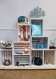 Fabulous Coastal Decor Ideas For Bathroom 29
