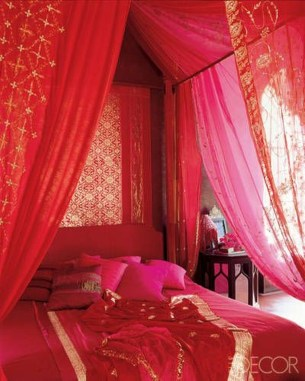 Fascinating Moroccan Bedroom Decoration Ideas 08