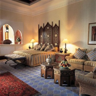 Fascinating Moroccan Bedroom Decoration Ideas 25