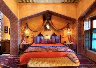 Fascinating Moroccan Bedroom Decoration Ideas 29