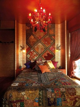 Fascinating Moroccan Bedroom Decoration Ideas 31