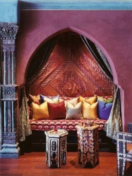 Fascinating Moroccan Bedroom Decoration Ideas 33