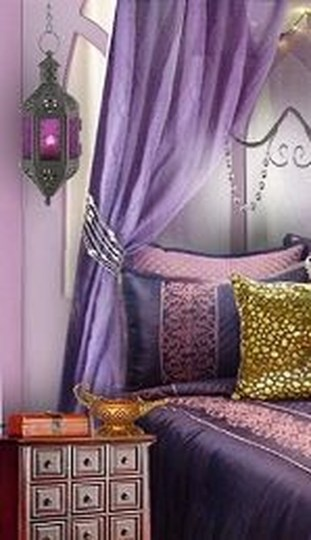 Fascinating Moroccan Bedroom Decoration Ideas 36