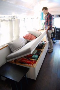 Genius Space Saving Hacks For Your Tiny House 20
