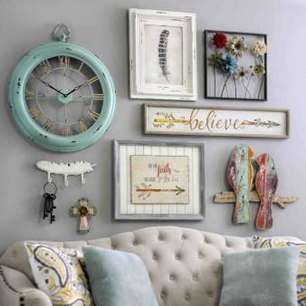 Lovely Shabby Chic Living Room Design Ideas 17