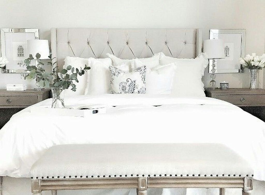 Modern Small Master Bedroom On A Budget 09