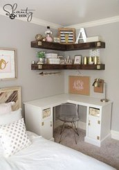 Modern Small Master Bedroom On A Budget 13