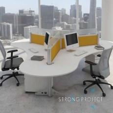 Perfect Contemporary Home Office Design Ideas 10