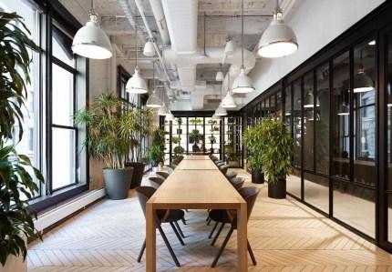 Perfect Contemporary Home Office Design Ideas 18