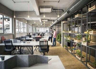 Perfect Contemporary Home Office Design Ideas 23