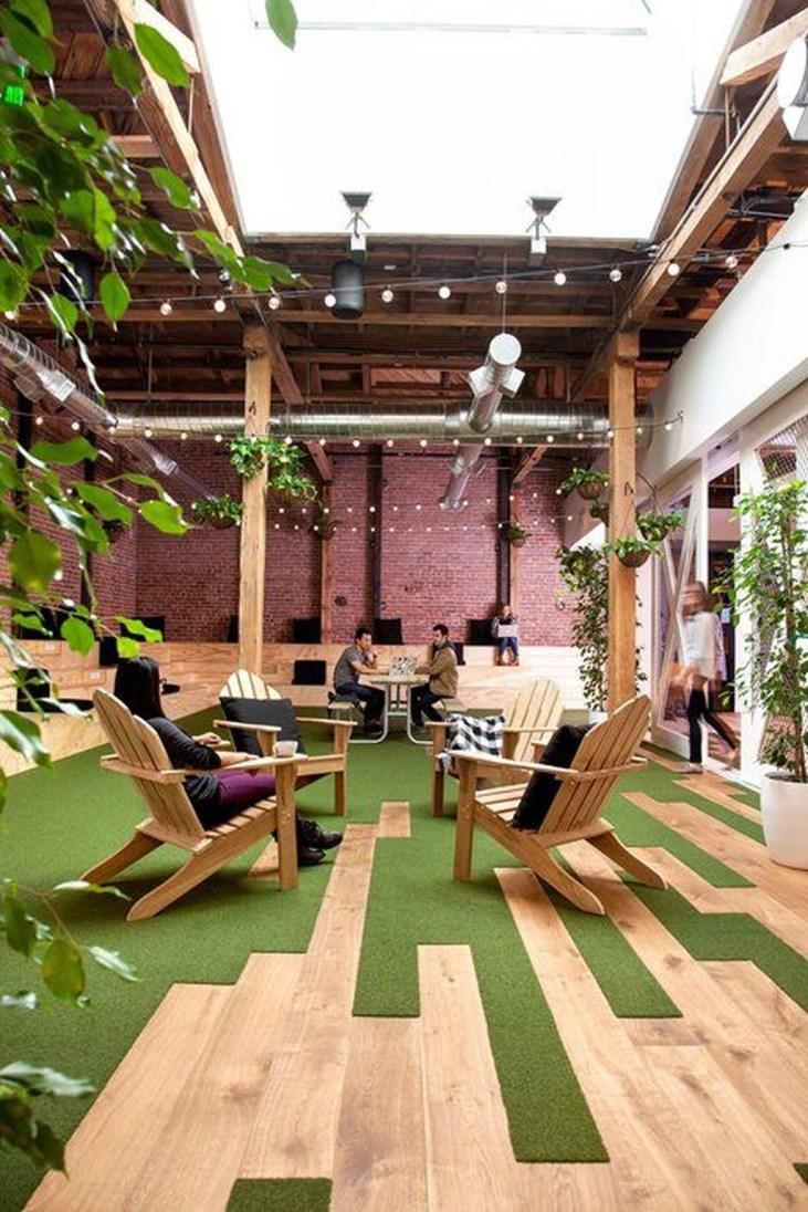 Perfect Contemporary Home Office Design Ideas 24