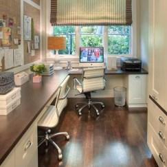 Perfect Contemporary Home Office Design Ideas 29