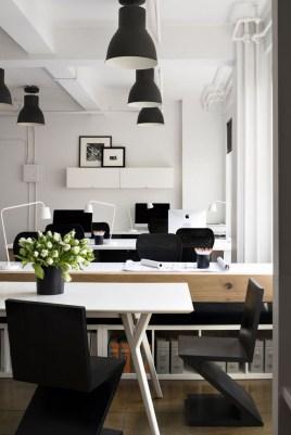Perfect Contemporary Home Office Design Ideas 30