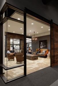 Perfect Contemporary Home Office Design Ideas 39