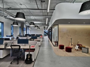 Stunning And Modern Office Design Ideas 11