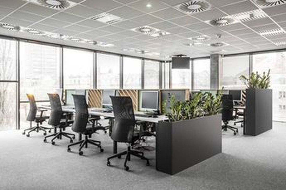 38 Stunning And Modern Office Design Ideas Homystyle