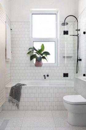 Stunning Rustic Farmhouse Bathroom Design Ideas 09