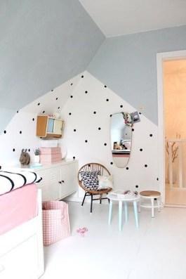 Unique Scandinavian Kids Bedroom Design To Make Your Daughter Happy 09