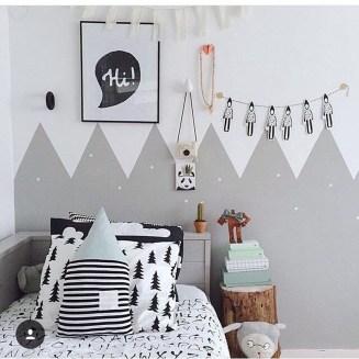 Unique Scandinavian Kids Bedroom Design To Make Your Daughter Happy 16