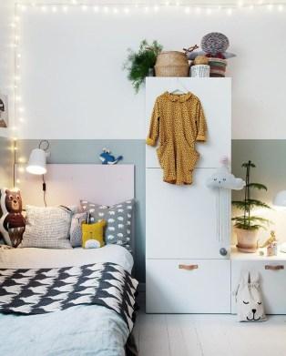 Unique Scandinavian Kids Bedroom Design To Make Your Daughter Happy 28