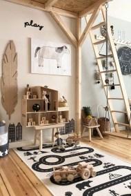 Unique Scandinavian Kids Bedroom Design To Make Your Daughter Happy 30