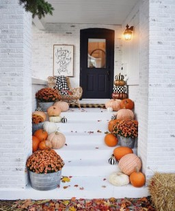 Amazing Fall Decorating Ideas To Transform Your Interiors 04