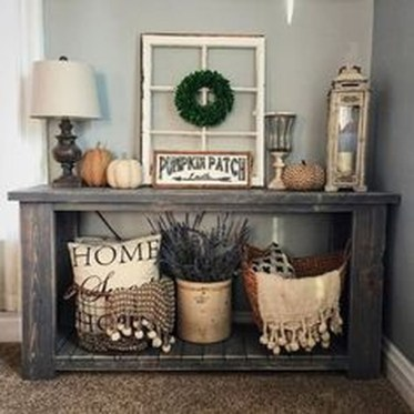 Amazing Fall Decorating Ideas To Transform Your Interiors 43