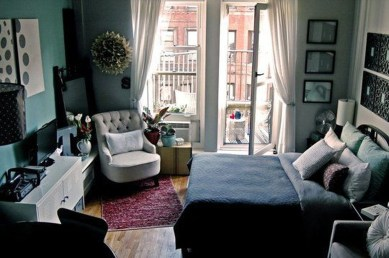 Awesome Decorating Ideas For Small Apartments 25