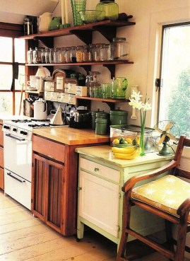 Classy Bohemian Style Kitchen Design Ideas 07