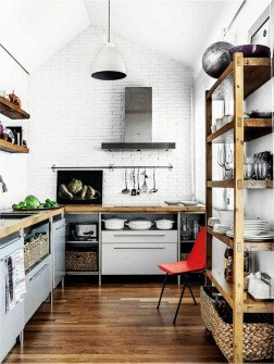 Classy Bohemian Style Kitchen Design Ideas 17