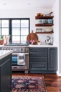 Classy Bohemian Style Kitchen Design Ideas 20