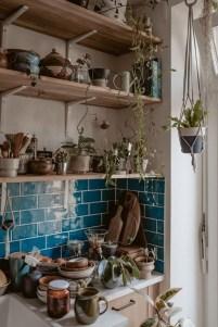 Classy Bohemian Style Kitchen Design Ideas 23