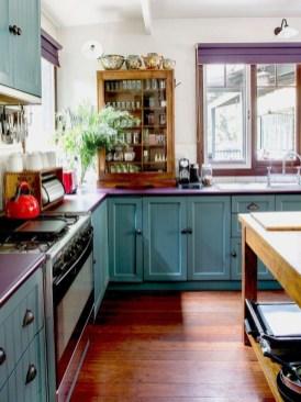 Classy Bohemian Style Kitchen Design Ideas 25