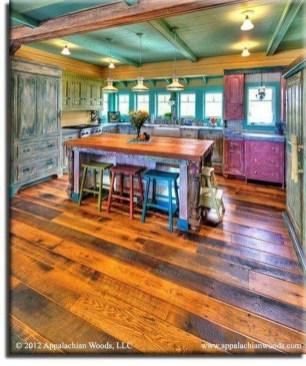 Classy Bohemian Style Kitchen Design Ideas 26