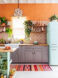 Classy Bohemian Style Kitchen Design Ideas 31