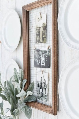 Cool Diy Farmhouse Home Decoration Ideas 16