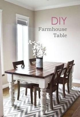 Cool Diy Farmhouse Home Decoration Ideas 17