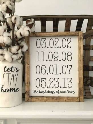 Cool Diy Farmhouse Home Decoration Ideas 27