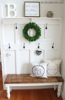 Cool Diy Farmhouse Home Decoration Ideas 29