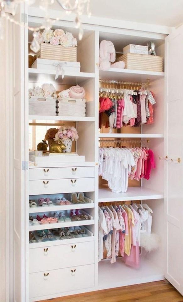 Creative Closet Designs Ideas For Your Home 48