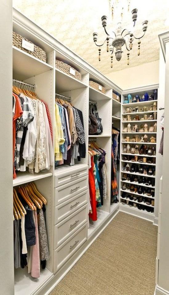 Creative Closet Designs Ideas For Your Home 49