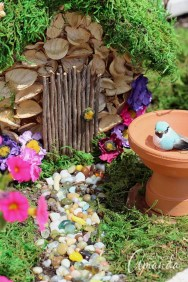 Cute Fairy Garden Design Ideas 03