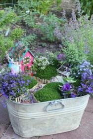 Cute Fairy Garden Design Ideas 04