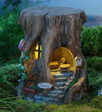 Cute Fairy Garden Design Ideas 19