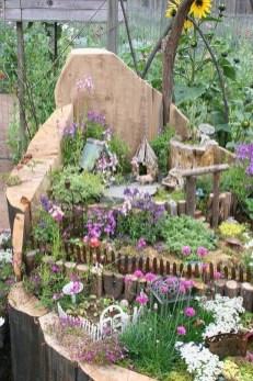 Cute Fairy Garden Design Ideas 22
