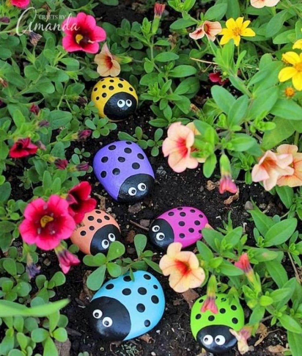 Cute Fairy Garden Design Ideas 29